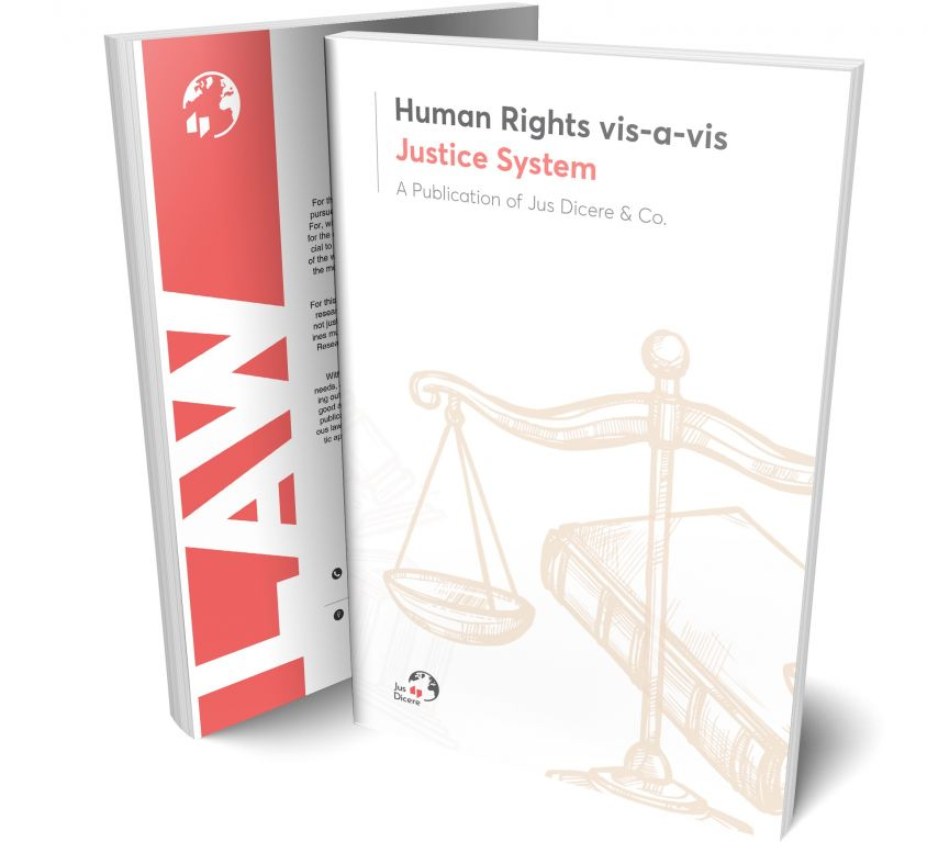 Human Rights vis-a-vis Justice System