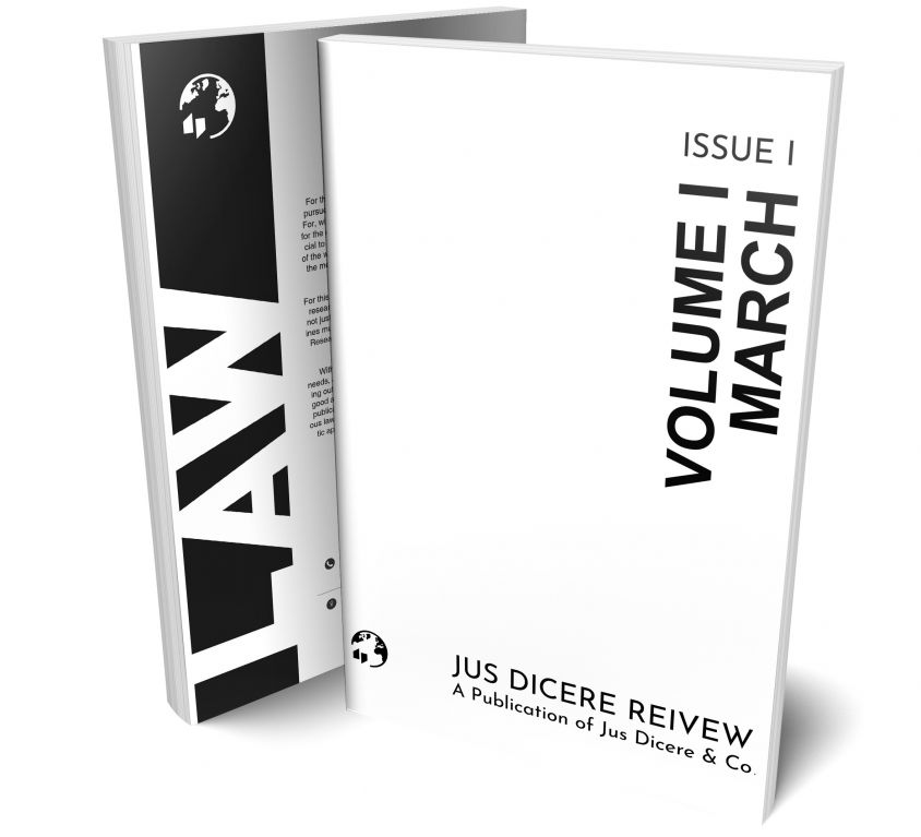 Jus Dicere Review